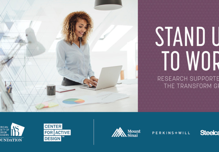 New Study: Use of Standing Desks in Workplace Linked to Increased Productivity, Improved Health